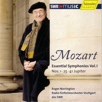 Mozart: Essential Symphonies Vol 1