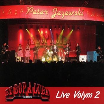 Be bop a luba Live vol 2 2016