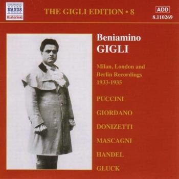 Gigli edition vol 8