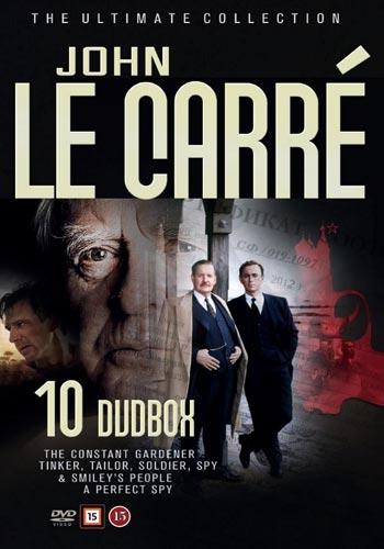 John Le Carré Ultimate collection