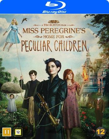 Miss Peregrines hem för besynnerliga barn