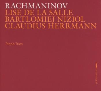 Piano Trios (Lise De La Salle)