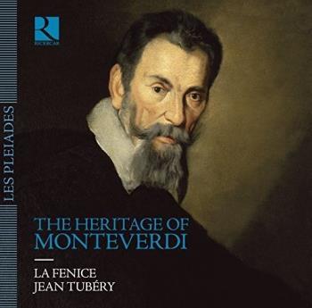 La Fenice/Jean Tubery: Heritage Of Monteverdi