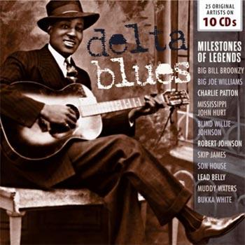 Delta Blues / Milestones of Legends