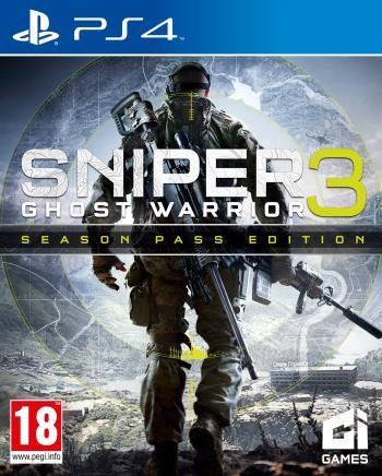 Sniper Ghost Warrior 3 + Season PS4