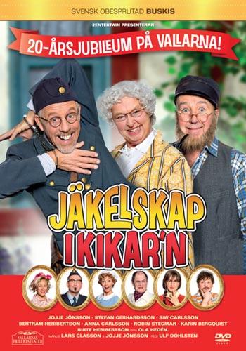 Stefan & Krister / Jäkelskap i kikar'n