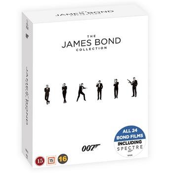 James Bond / Complete collection