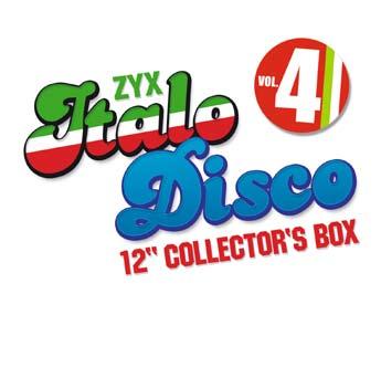 Italo Disco 12'' Collector's Box vol 4