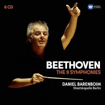 The 9 symphonies (Daniel Barenboim)