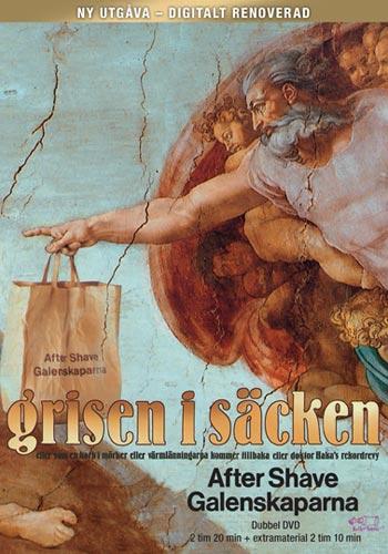 Galenskaparna / Grisen i säcken + extramaterial