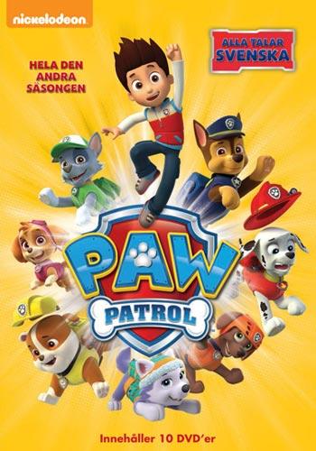 Paw Patrol 1-10 / Säsong 2
