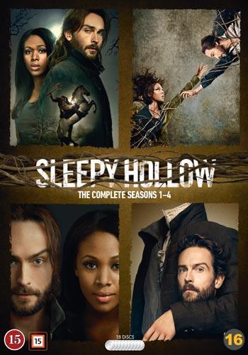 Sleepy Hollow / Säsong 1-4