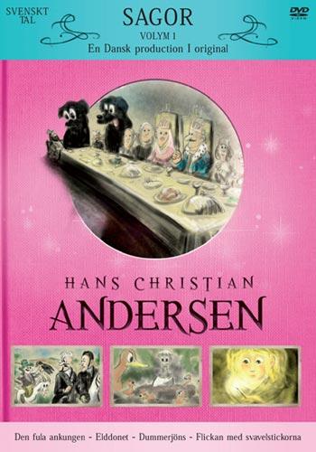 H.C. Andersens fantastiska sagor vol 1
