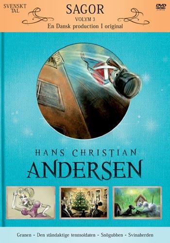 H.C. Andersens fantastiska sagor vol 3