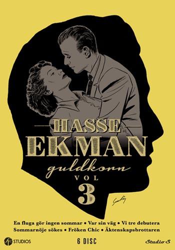 Hasse Ekman - Guldkorn vol 3