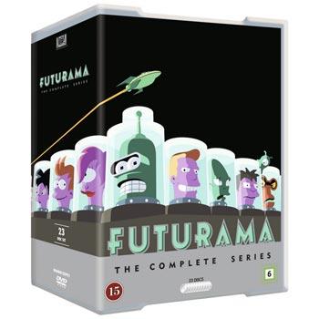 Futurama / Säsong 1-8