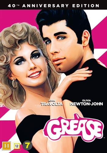Grease - Remastrad