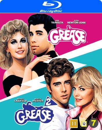 Grease 1+2 - Remastrade