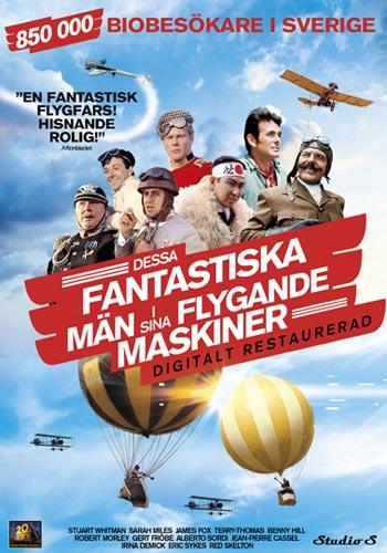 Dessa fantastiska män i sina flygande maskiner