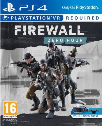 Firewall Zero Hour VR