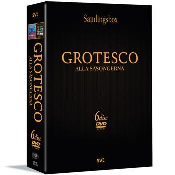Grotesco / Kompletta samlingen