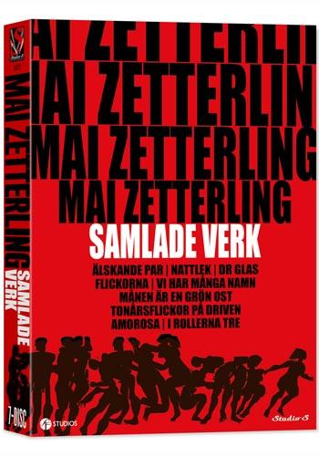 Mai Zetterling - Samlade verk