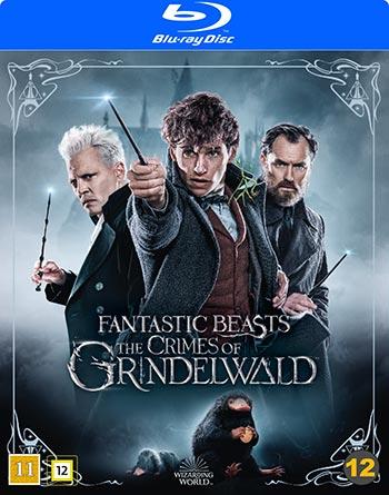 Fantastiska vidunder 2 - Grindewalds brott