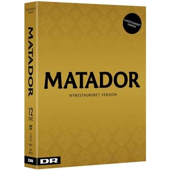Matador / Hela serien - Restaurerad