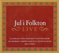 Jul i Folkton - Live 2010
