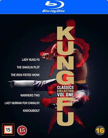 Kung-Fu classics - 6 filmer
