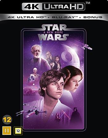 Star wars 4 - New line look
