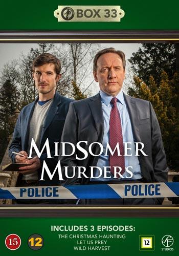Morden i Midsomer / Box 33