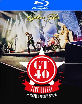 GT40 - Live Ullevi 2019