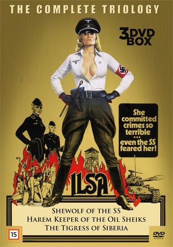 Ilsa - The trilogy
