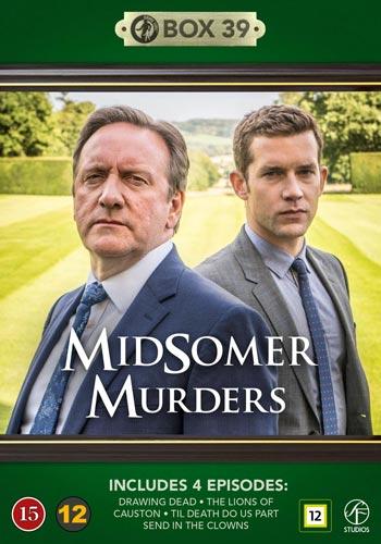 Morden i Midsomer / Box 39