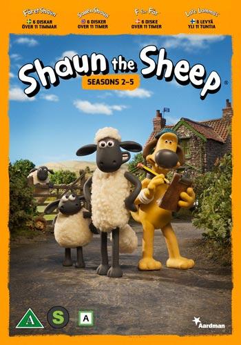 Shaun the sheep - The box