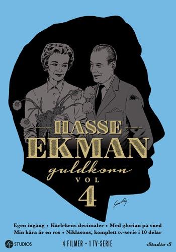 Hasse Ekman - Guldkorn vol 4