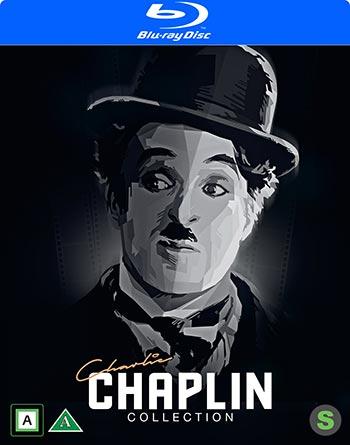 Charlie Chaplin collection - 5 filmer