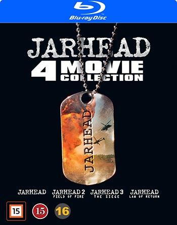 Jarhead collection - 4 filmer