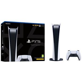 PS5 Basenhet - Digital edition