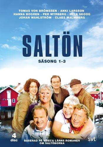 Saltön / Säsong 1-3