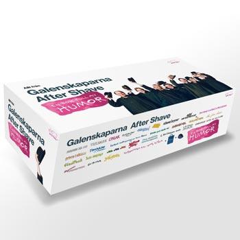En box full av humor - Galenskaparnabox