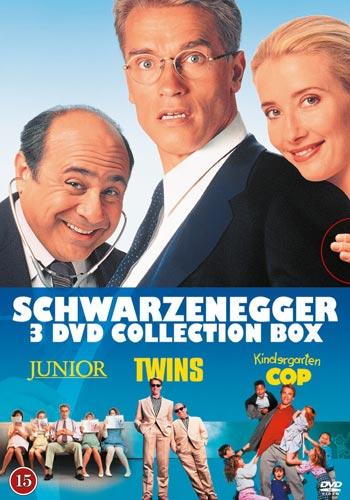 Schwarzenegger x 3