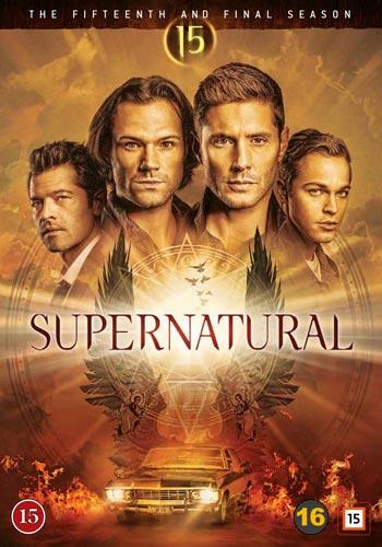 Supernatural / Säsong 15