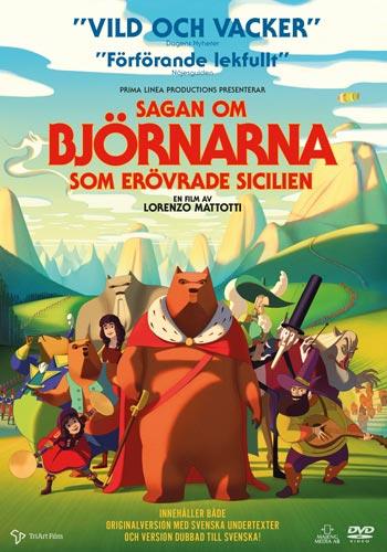 Sagan om Björnarna som erövrade Sicilien