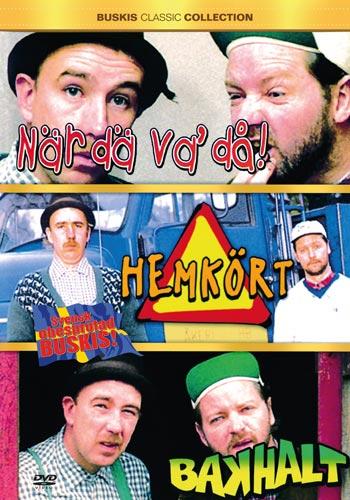 Stefan & Krister / Bakhalt + Hemkört + När dä..