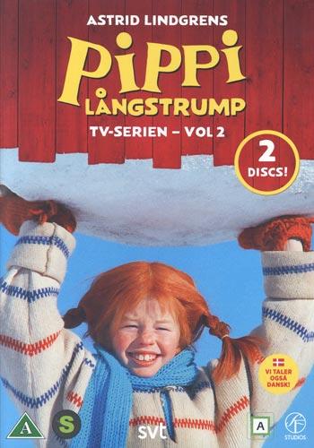 Pippi Långstrump / TV-serien Box 2
