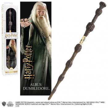 Harry Potter: - Albus Dumbledore - The Elder Wand PVC + bookmark