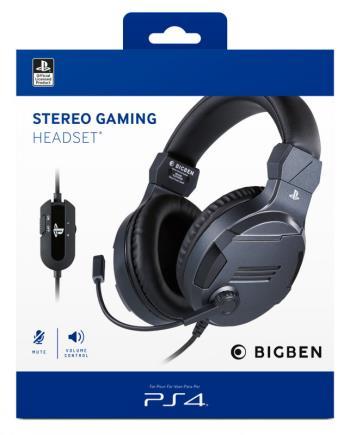 Gaming Headset V3 Titan Sony licensed