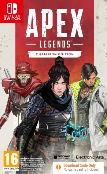 Apex Legends - Champion Edition (Code in a Box)